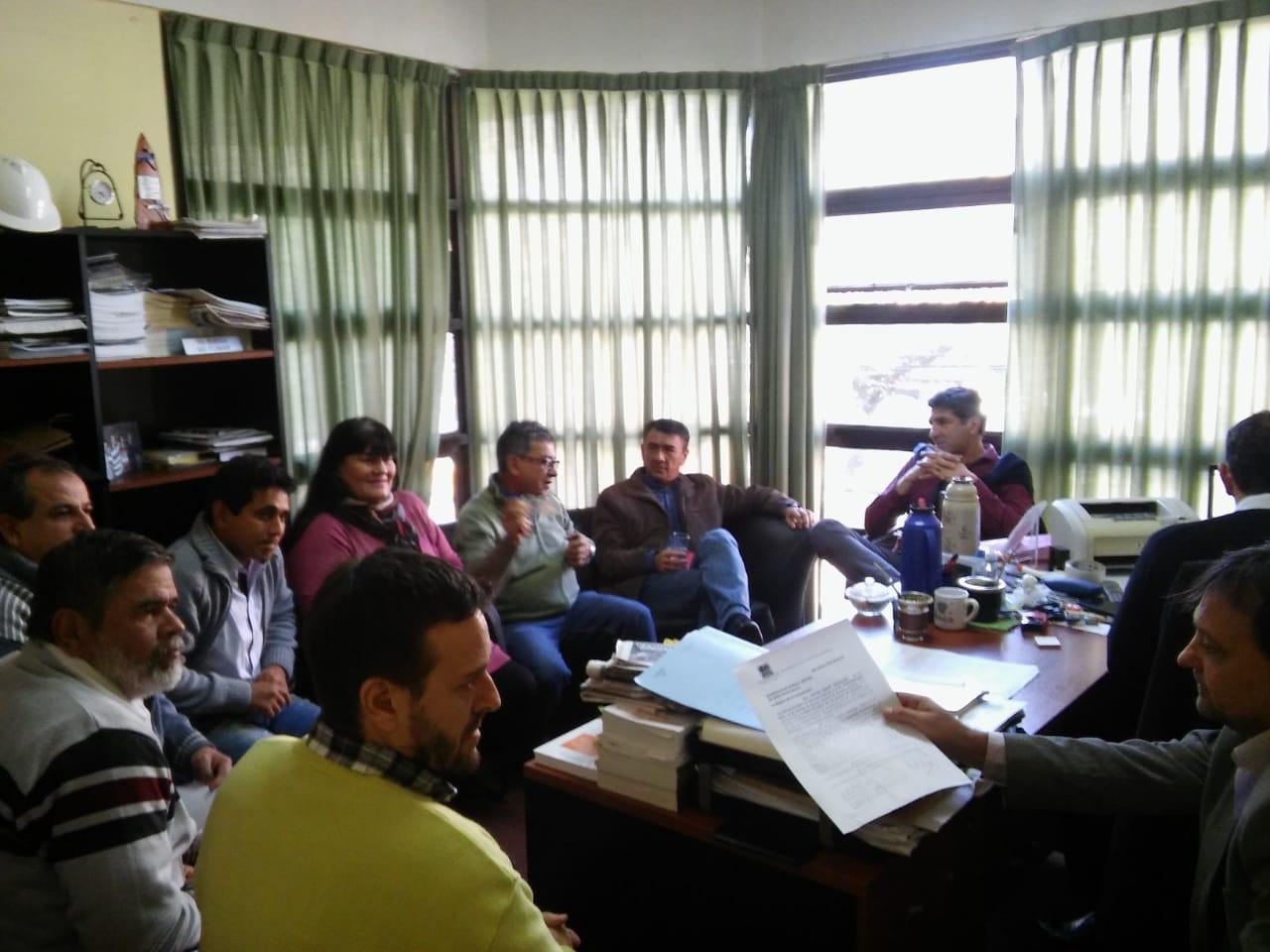 Acordaron un aumento salarial para los empleados de la Municipalidad de Posadas