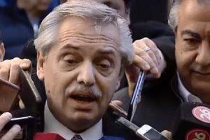 Tras la reunión con la CGT, Alberto Fernández afirmó que cuenta con el apoyo de la mayoría de los gremios
