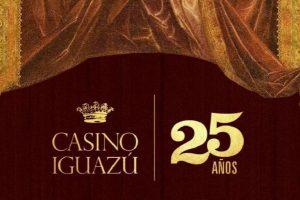 El Casino Iguazú celebra sus 25 años con inauguración incluida