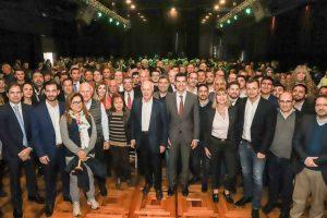 """Lavagna: """"El día 1 de gobierno vamos a ponerle plata en el bolsillo a los argentinos"""""""