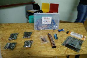 Entregaron kits de robótica a institutos de formación docente