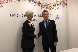 Lagarde renunció definitivamente: La Argentina, atenta a la carrera por la sucesión