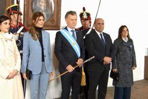 """Macri en Tucumán: """"No hay vuelta atrás cuando el pueblo decide"""""""