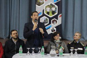 Se realizó la apertura de la Diplomatura Internacional sobre Seguridad y Derechos Humanos: Niños, niñas, adolescentes y mujeres