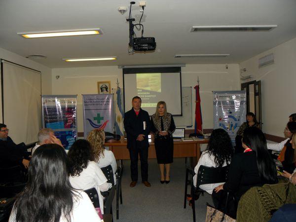 Hospital Escuela: Misiones es vanguardia, trabajan en la creación de la primera Red Provincial de Pie Diabético