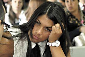 """Rocío Santa Cruz: """"Estoy dispuesta a pedir disculpas a la familia de Cabrera"""""""