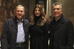 Mauricio Macri consiguió su foto con Juan Schiaretti y cerrará su campaña en Córdoba