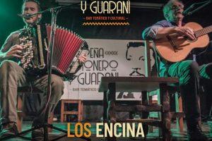 Los Encina y el Pato García regresan a Misionero y Guaraní