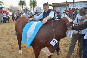 En Corrientes Etchevehere destacó la apertura de China a la carne argentina