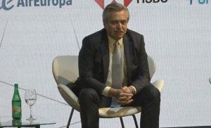 """Alberto Fernández: """"Lo último que haría sería copiar medidas de Guillermo Moreno"""""""