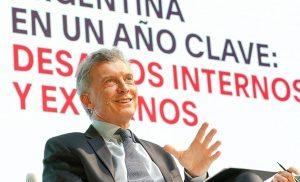 """Macri dijo que la derrota en las PASO fue un """"palazo"""" y confirmó que una misión del FMI vendrá """"la semana que viene"""""""