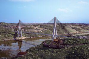 Comenzó la construcción del nuevo puente entre Foz y Ciudad del este