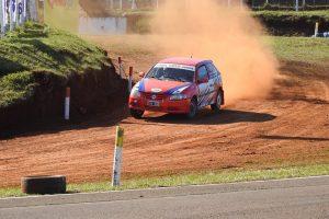 Pilotos del Rally Misionero presentaron el trazado del Rallycross