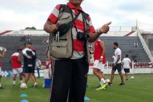 Muñequito, tres décadas inmortalizando momentos deportivos