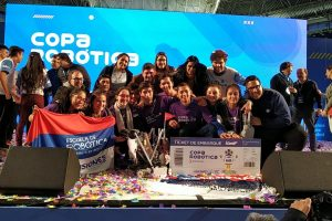 El equipo misionero ganó la copa Robótica y viajará a Dubai