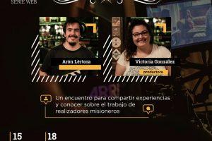"""La cocina del cine, darán una charla sobre cómo se realizó la serie web """"La Encrucijada"""""""