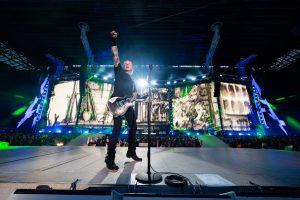 Metallica vuelve a Argentina de la mano de Flow Music