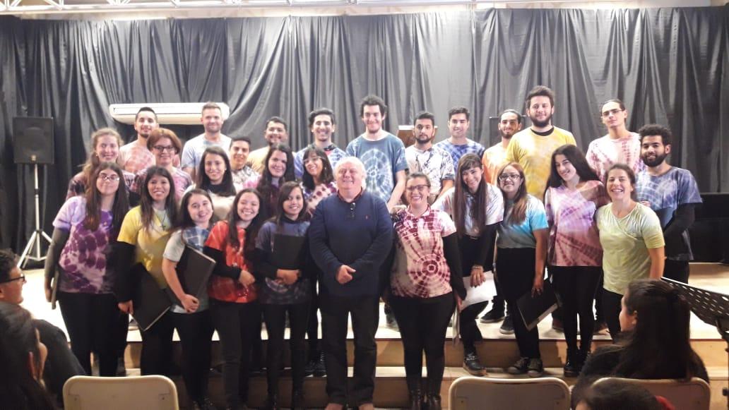La música coral une a Misiones con Córdoba