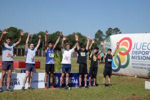 JDM: El atletismo vivió una fiesta en Oberá