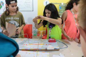 """""""Gurisada Infinita"""": los niños festejan en el Parque"""