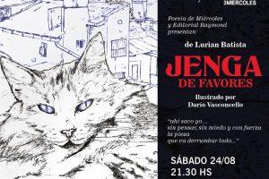 Un estreno, una despedida y una presentación en el Cidade