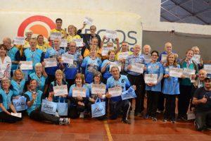 Adultos mayores y deporte adaptado disputaron las finales provinciales de los JDM