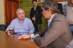 """Passalacqua valoró el aporte del """"Seguro Verde al desarrollo sustentable"""