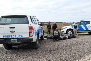 Contrabando en Corrientes: Prefectura secuestró casi un millón de pesos en cigarrillos ilegales