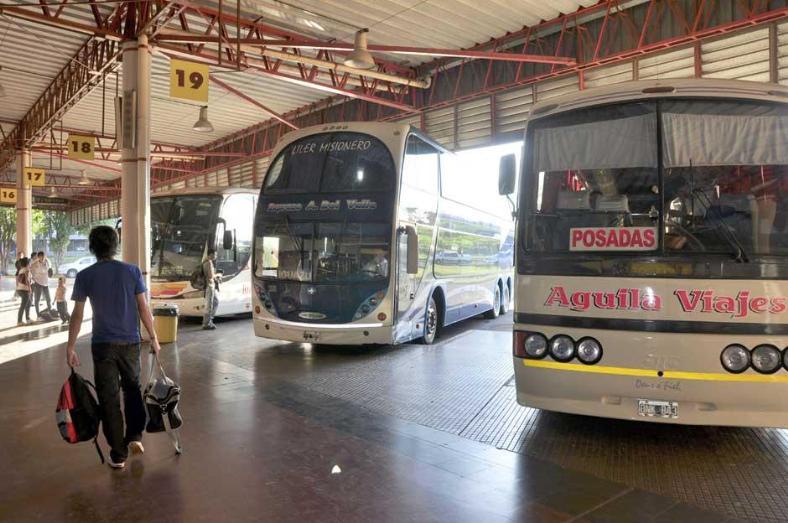A partir de hoy se habilitan más empresas para operar con el transporte interurbano de Misiones