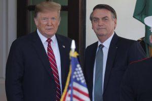 A lo Trump, Bolsonaro aseguró que la Triple Frontera es un nido del terrorismo