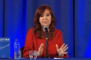 """Cristina Fernández: """"Sabíamos que íbamos a ganar las PASO pero no por tanto"""""""