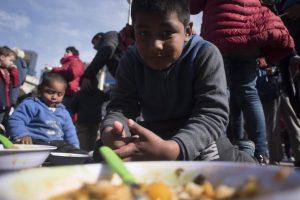 La Iglesia le pidió a Macri que declare la emergencia alimentaria