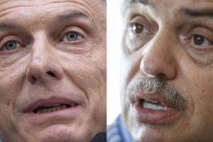 """Macri habló con Alberto Fernández y se comprometieron a """"llevar tranquilidad"""" a los mercados"""