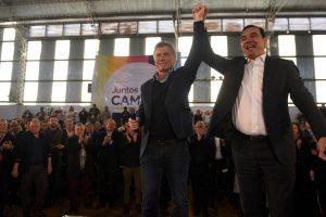 """En Corrientes Macri convocó a """"batallar por las libertades y a seguir  conectándonos con el mundo para crecer y no volver al pasado"""""""