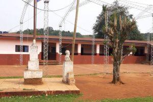 Aurora: Reclaman que Educación concluya obras en playón deportivo de la Escuela 218