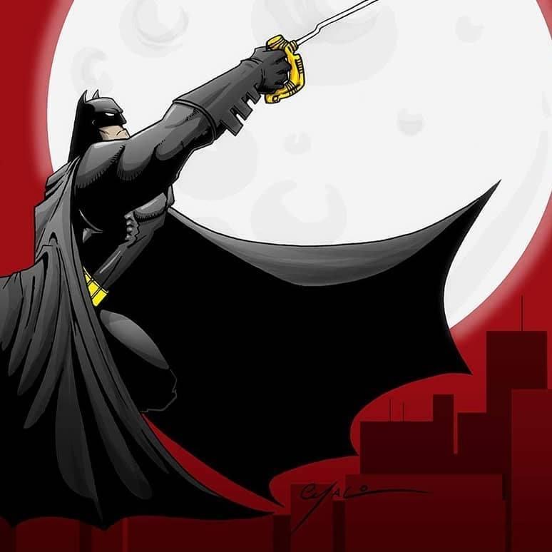 """""""Krakoom!"""" celebrarán los 80 años de Batman"""