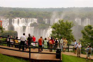 Bolsonaro avanza en la privatización del parque nacional do Iguaçu