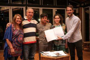 Passalacqua firmó convenios con el IAAVIM y entregó aportes para la producción audiovisual misionera