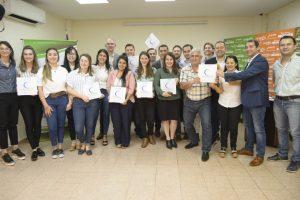Organizaciones de la zona Sur de Misiones recibieron distinciones del Sistema Argentino de Calidad Turística