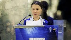 En su cumpleaños, Greta Thunberg pide un cambio en la gente