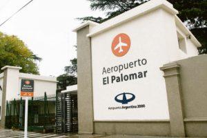El aeropuerto de El Palomar permanecerá cerrado por obras del 4 al 7 de noviembre