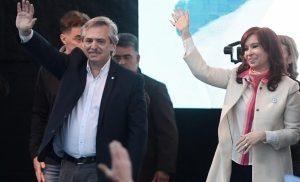 """Alberto y Cristina Fernández celebrarán juntos el """"Día de la Lealtad"""""""