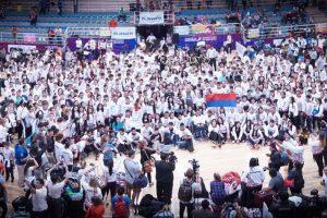 Comenzó un nuevo sueño: Los Juegos Nacionales Evita
