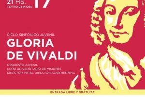 Gloria de Vivaldi: un concierto sinfónico coral imperdible en el Parque del Conocimiento