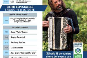 """""""Yacyretá Nos Une"""": El Chango Spasiuk cerrará el festival artístico"""