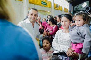 Barrios Activos llegó a la Expo Yerba con servicios para los apostoleños