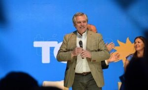"""Alberto Fernández: """"Vamos a proponer un plan económico sostenible y un acuerdo de pago que podamos cumplir, pero sin más ajuste"""""""