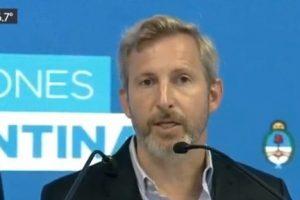 Cerraron los comicios en el país, Frigerio dijo que sufragó más del 80% del electorado