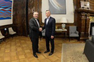 Transición: Alberto Fernández y Macri se reunieron en Casa Rosada