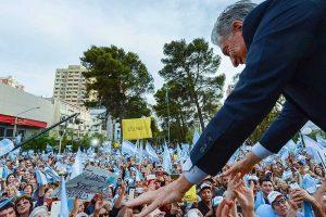 """Macri pidió """"no caer en las falsas promesas de aquellos que tantas veces nos defraudaron"""""""